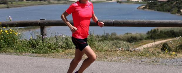 Deborah Toniolo maratona