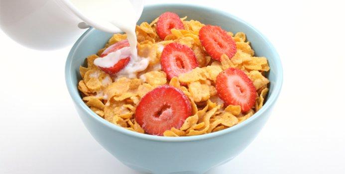 Corn Flakes Colazione